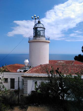 Faro de Sant Sebastià