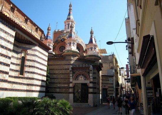 Iglesia parroquial de Sant Romà